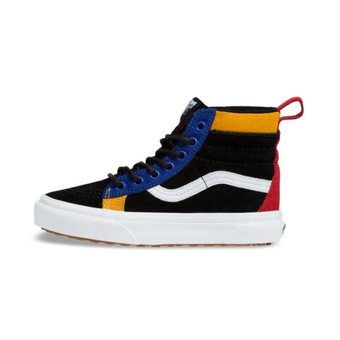 VANS Kids SK8-Hi MTE - Black-Surf The Web