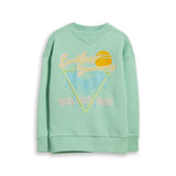 ACADEMY Almond Endless Summer -  Crew Neck Sweatshirt 1
