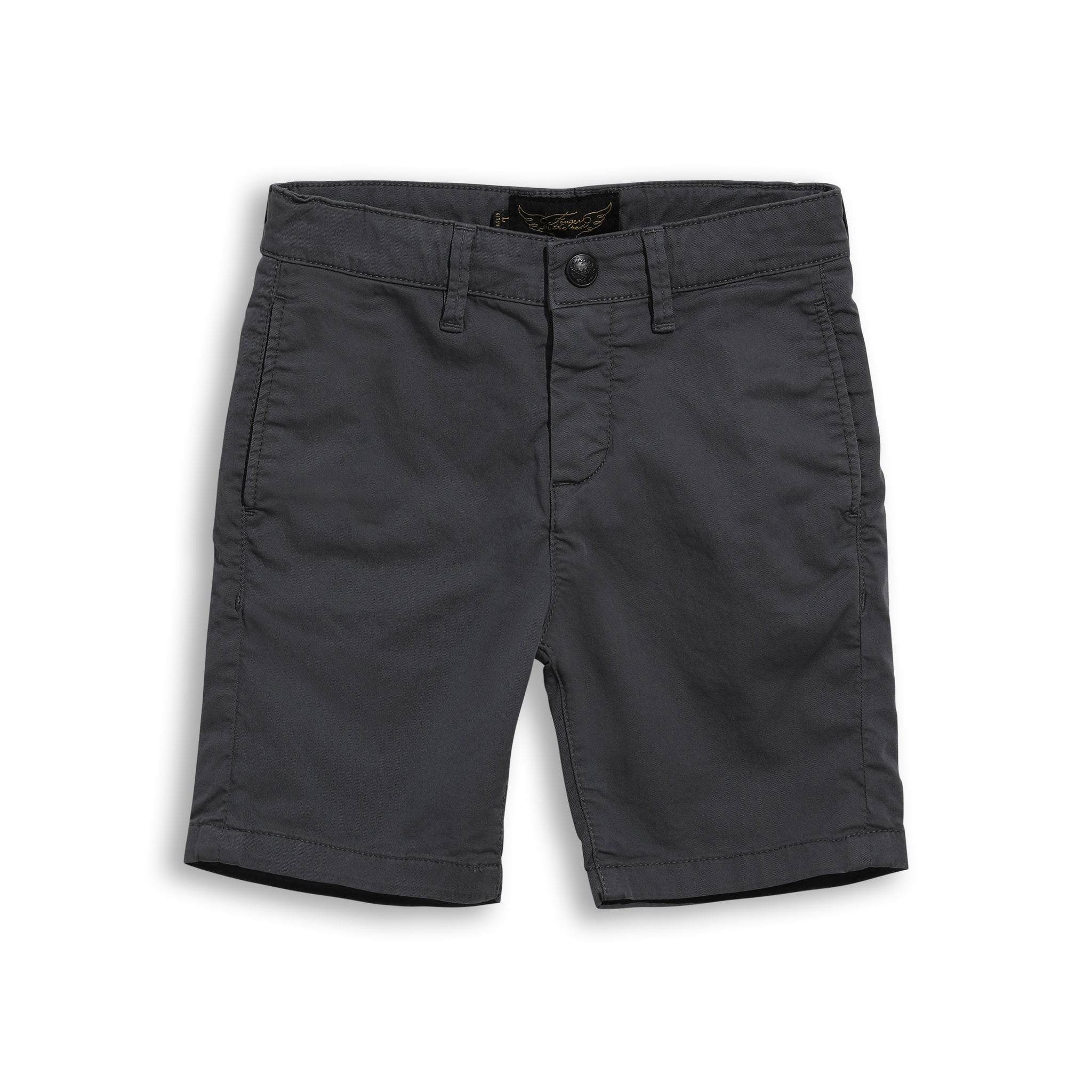 ALLEN Mid Grey - Chino Fit Bermuda 1