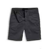 ALLEN Mid Grey - Chino Fit Bermuda 3