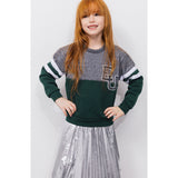AMERY Silver -  Woven Pleated Skirt 2