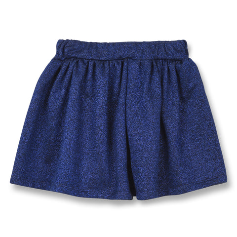 ANNIX Glitter Blue - Mini Skirt 1