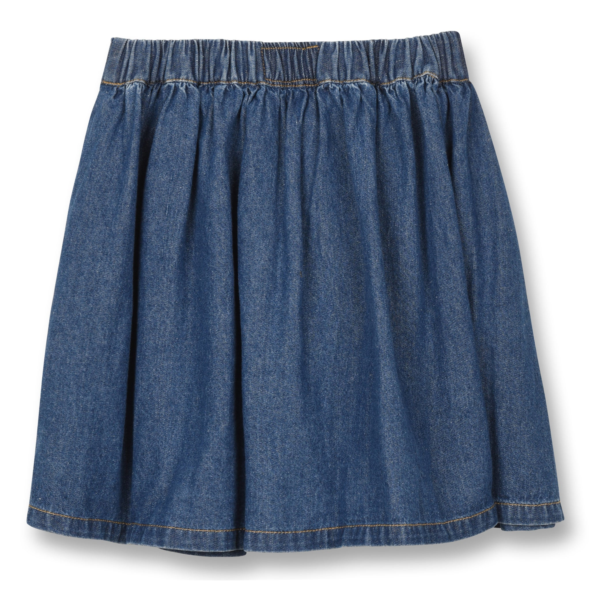 ASHBY Dark Blue Denim - Skirt 2