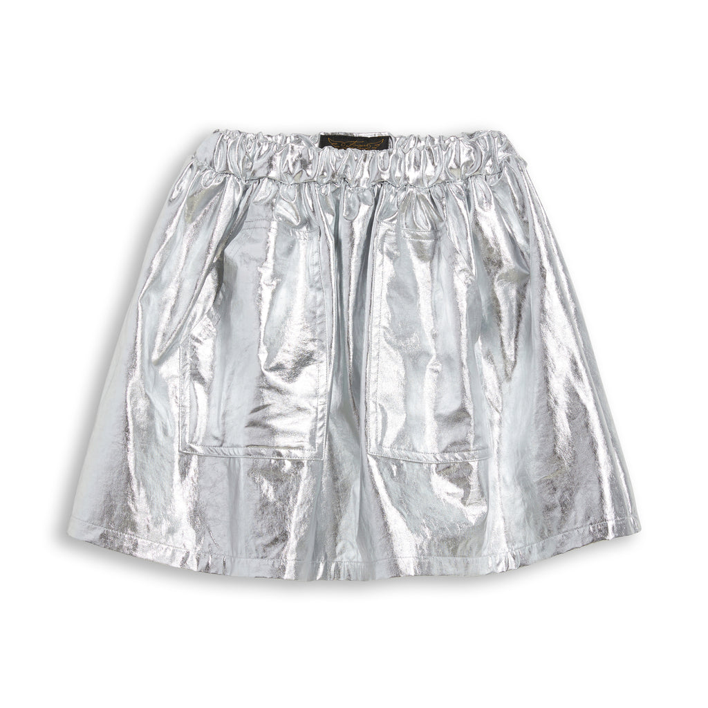 ASHBY Gunmetal - Skirt 1