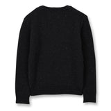 AVERY Anthracite - Round Neck Cable Jumper 2