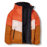 SNOWDANCE Black - Reversible Down Jacket