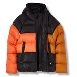 SNOWSCOUT Rust/Tangerine - Reversible Down Jacket