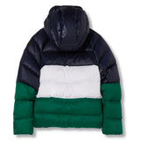 SNOWSCOUT Emerald Green - Reversible Down Jacket
