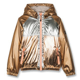 BARKLEY Multicolor Metal Colorblock - Hooded Windbreaker 1