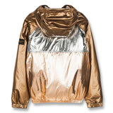 BARKLEY Multicolor Metal Colorblock - Hooded Windbreaker 3