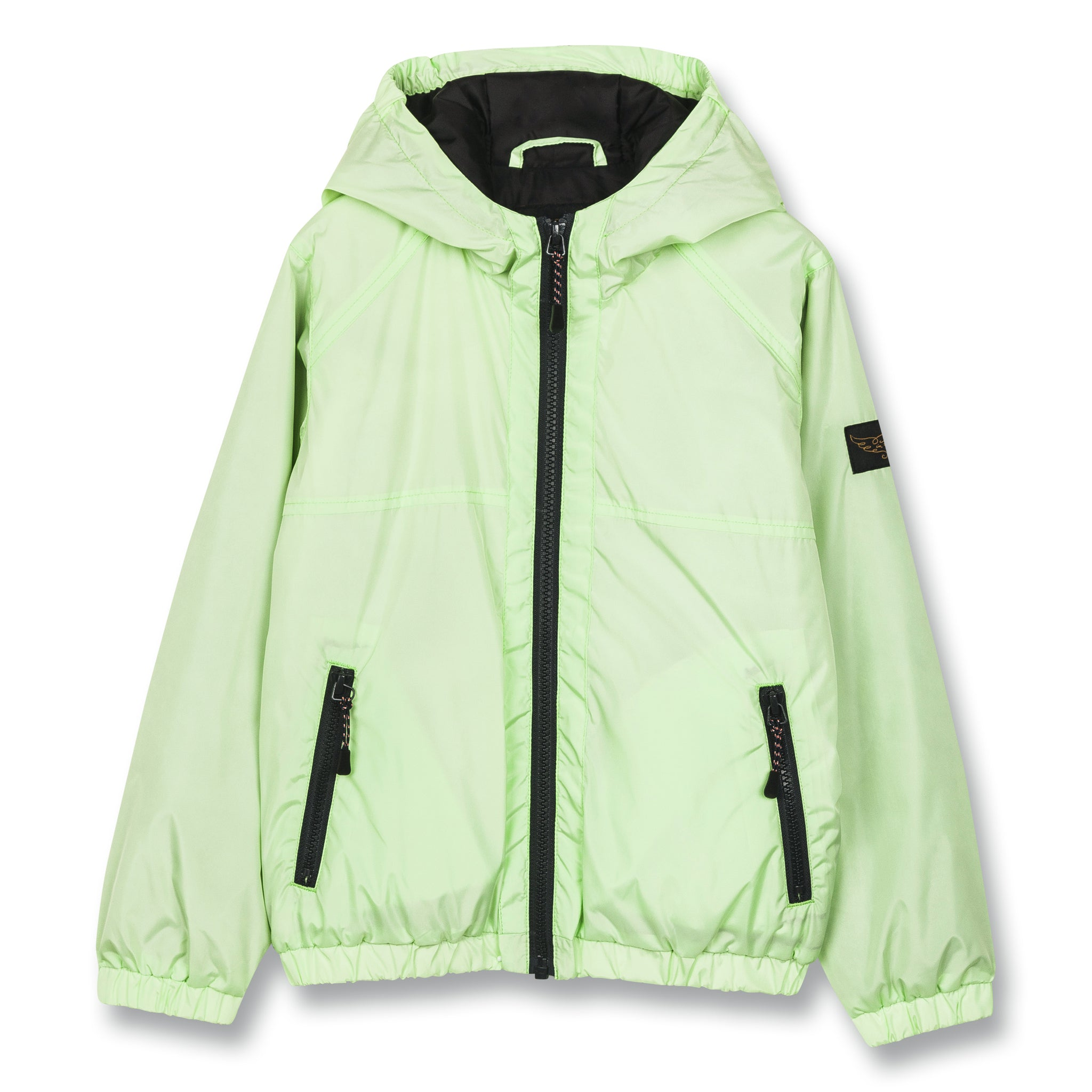 BARKLEY Neon Sun - Hooded Windbreaker 1