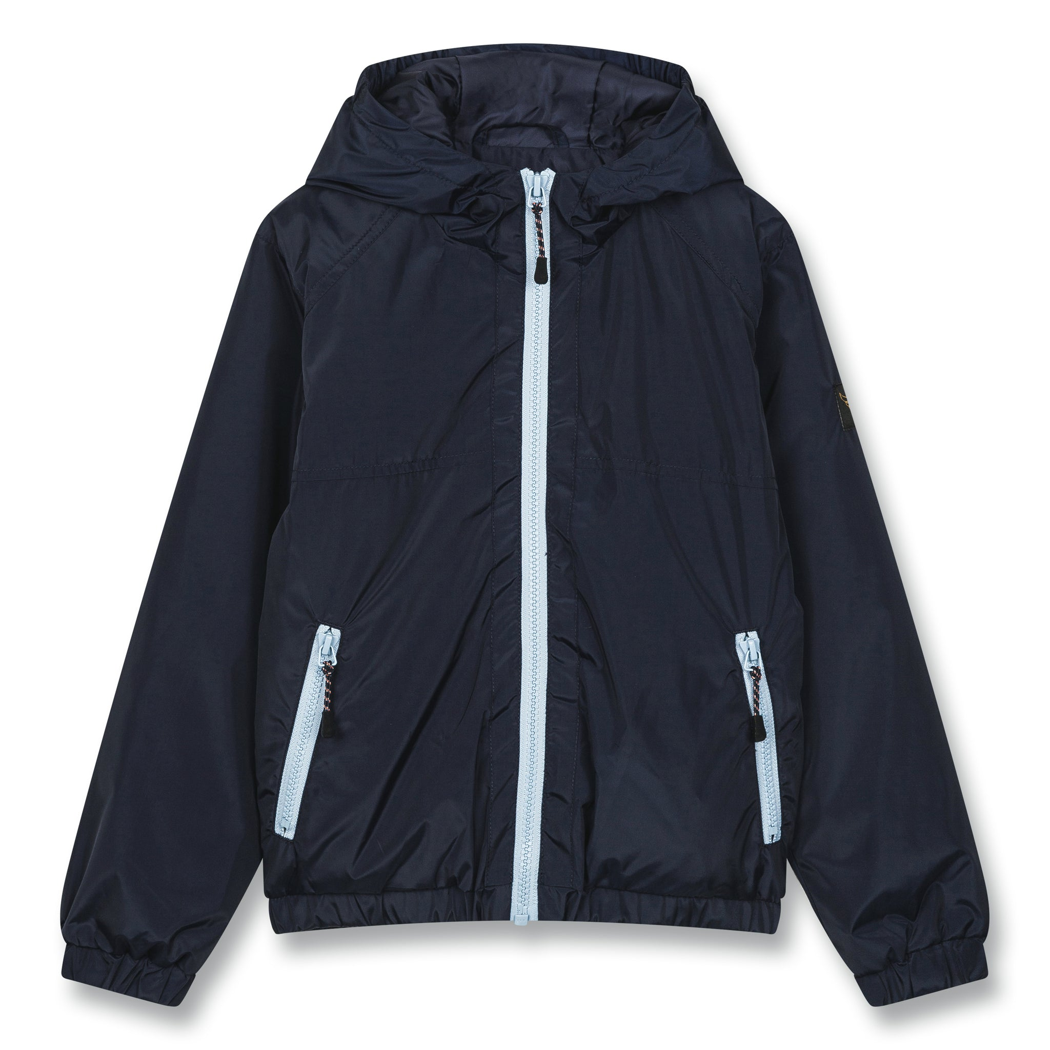 BARKLEY Super Navy - Hooded Windbreaker 1