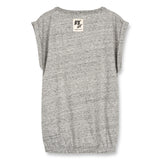 BARRINGTON Heather Grey Rainbow - Sleeveless T-Shirt 2