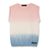 BARRINGTON Multicolor Tie & Dye - Sleeveless T-Shirt 1