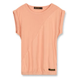 BARRINGTON Powder Pink - Sleeveless T-Shirt 1