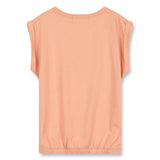 BARRINGTON Powder Pink - Sleeveless T-Shirt 2