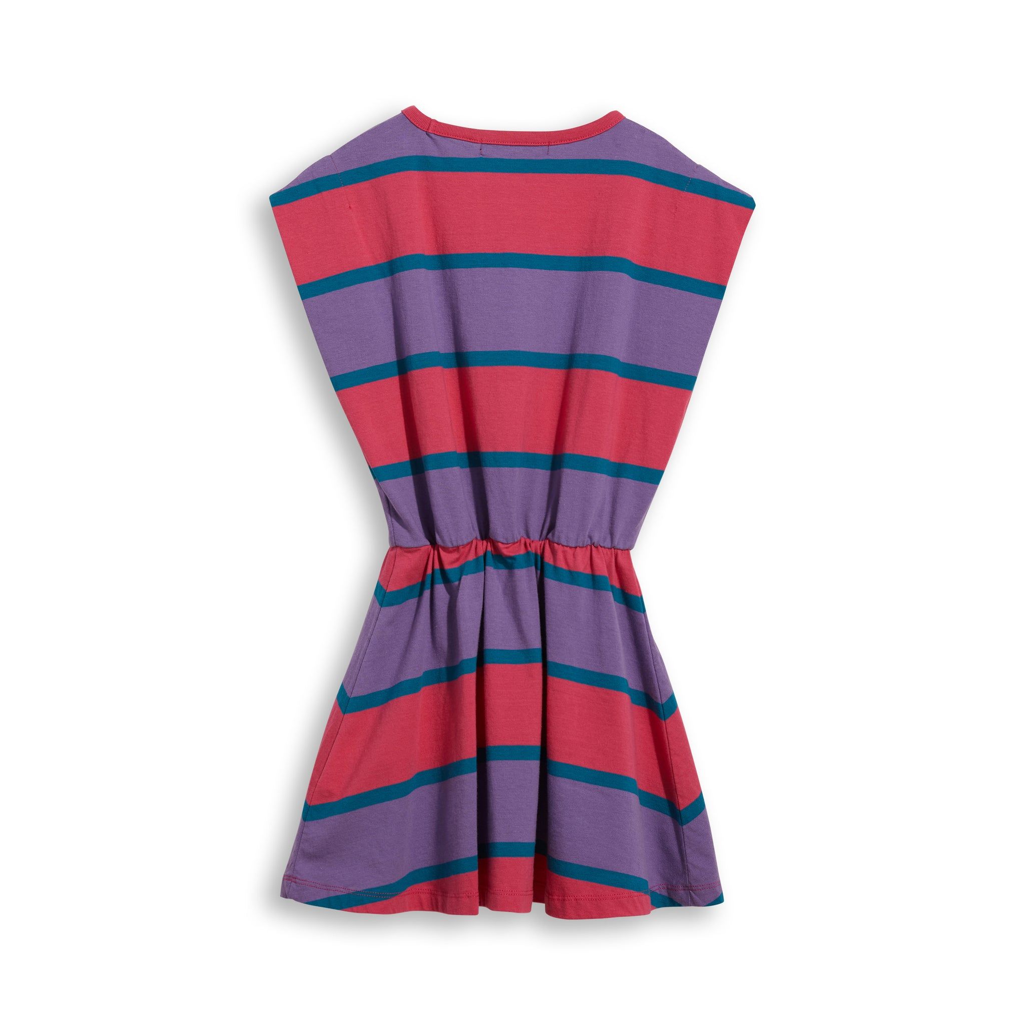 BILLIE Pink Stripes - Sleevesless Dress 2