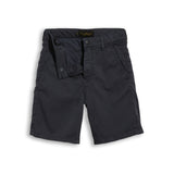 BIRDMAN Ash Black - Chino Fit Bermuda 3