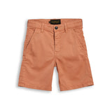 BIRDMAN Old Sienna - Chino Fit Bermuda 1