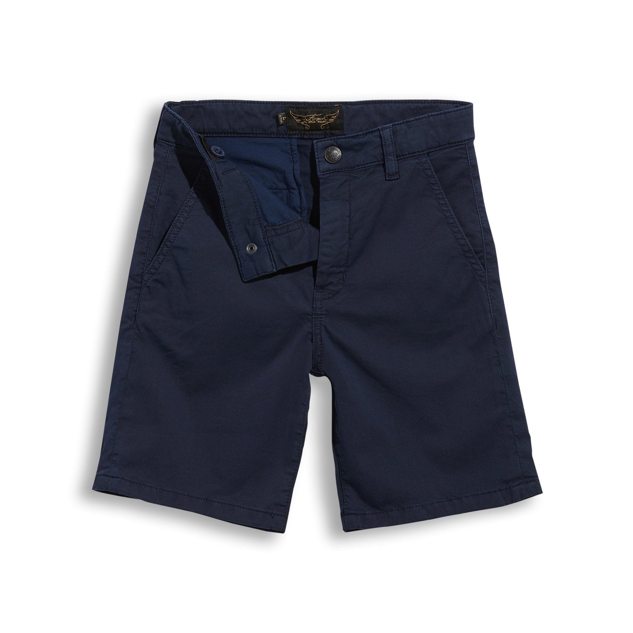 BIRDMAN Sailor Blue - Chino Fit Bermuda 3