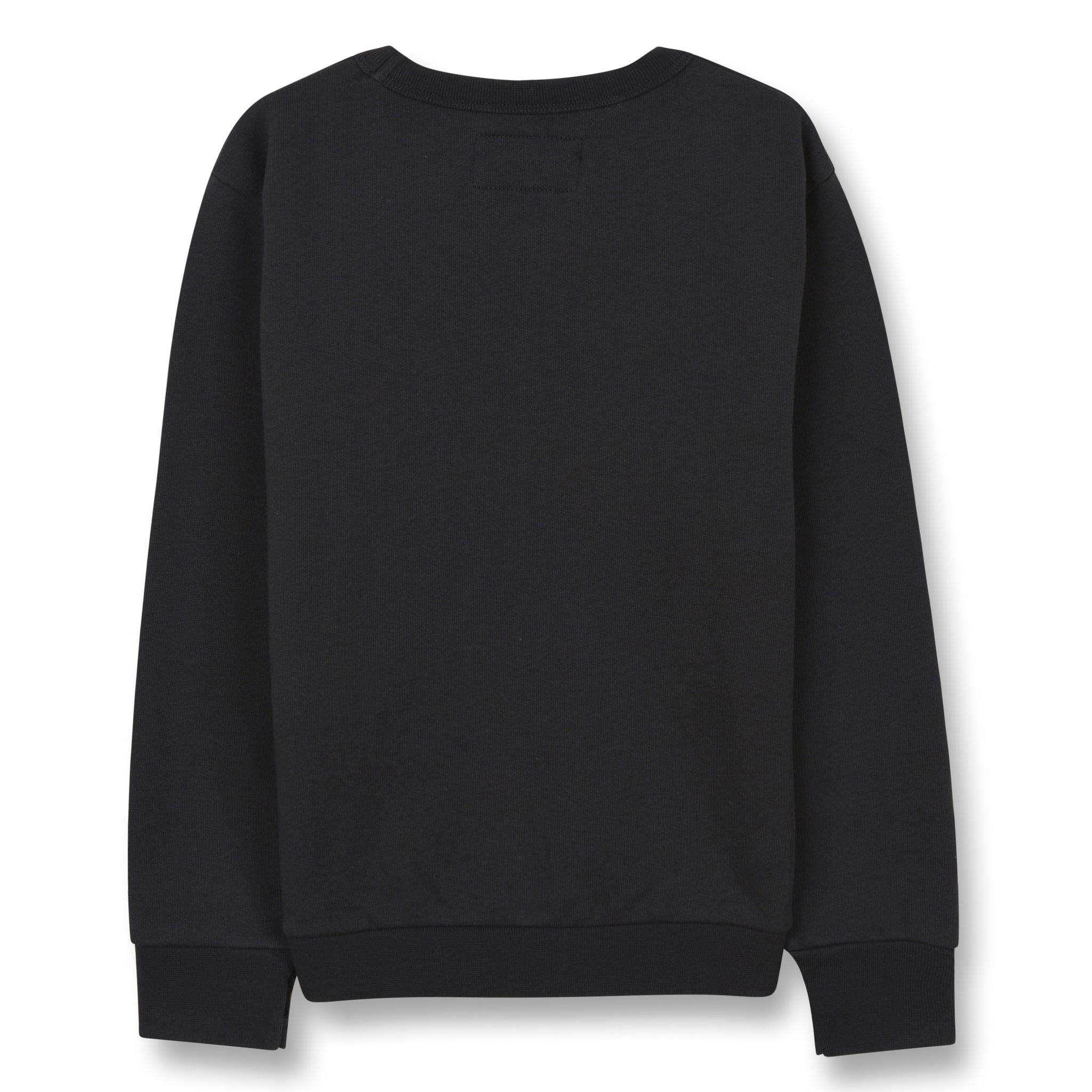 BRIAN Ash Black College Cat - Crew Neck Sweatshirt 2