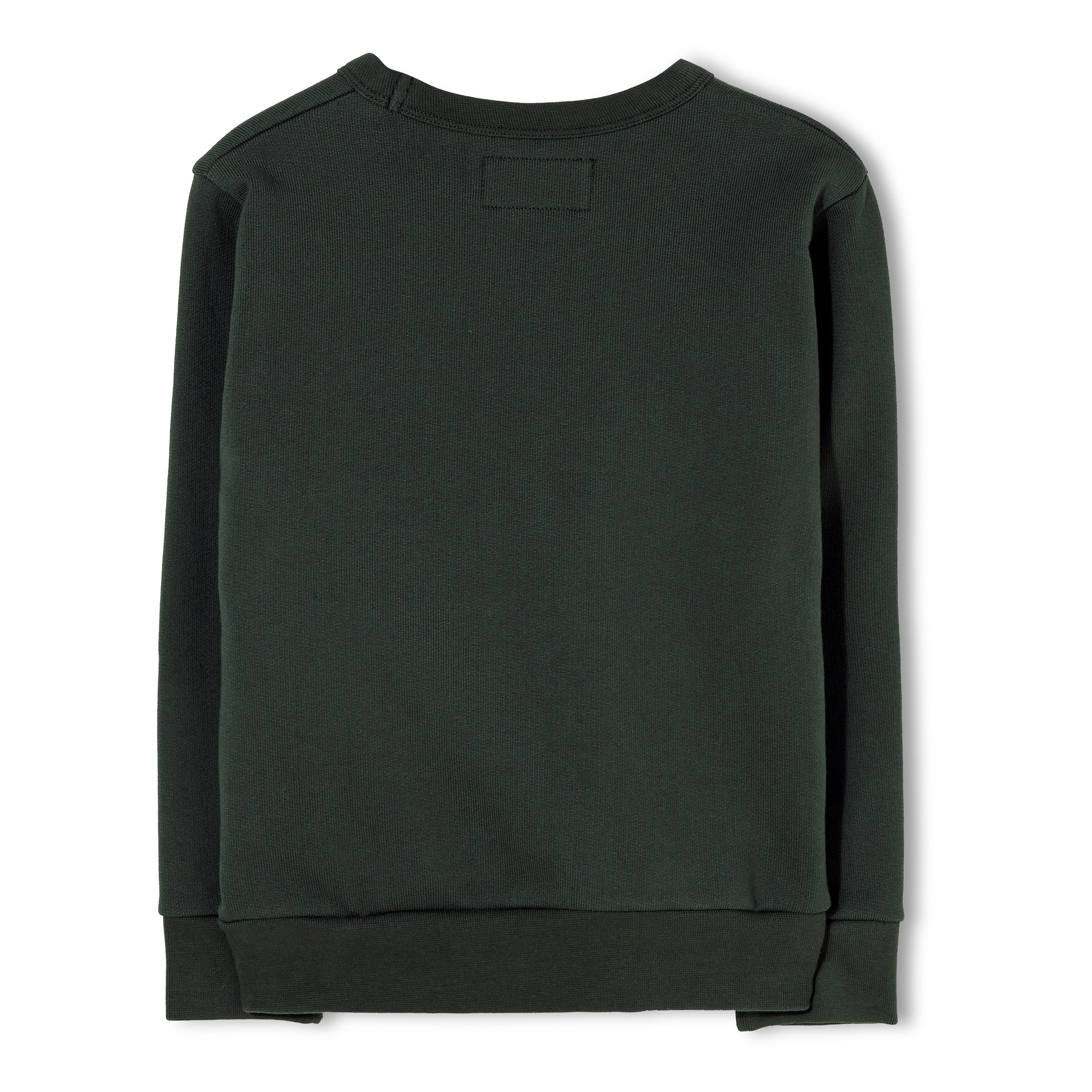 BRIAN Ash Black Moto - Crew Neck Sweater 2