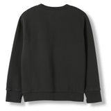 BRIAN Ash Black TV Cars -  Knitted Crew Neck Sweatshirt 3