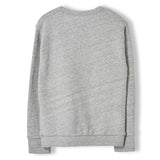BRIAN Heather Cloud Pop Bart - Boy Knitted Crew Neck Sweatshirt 3