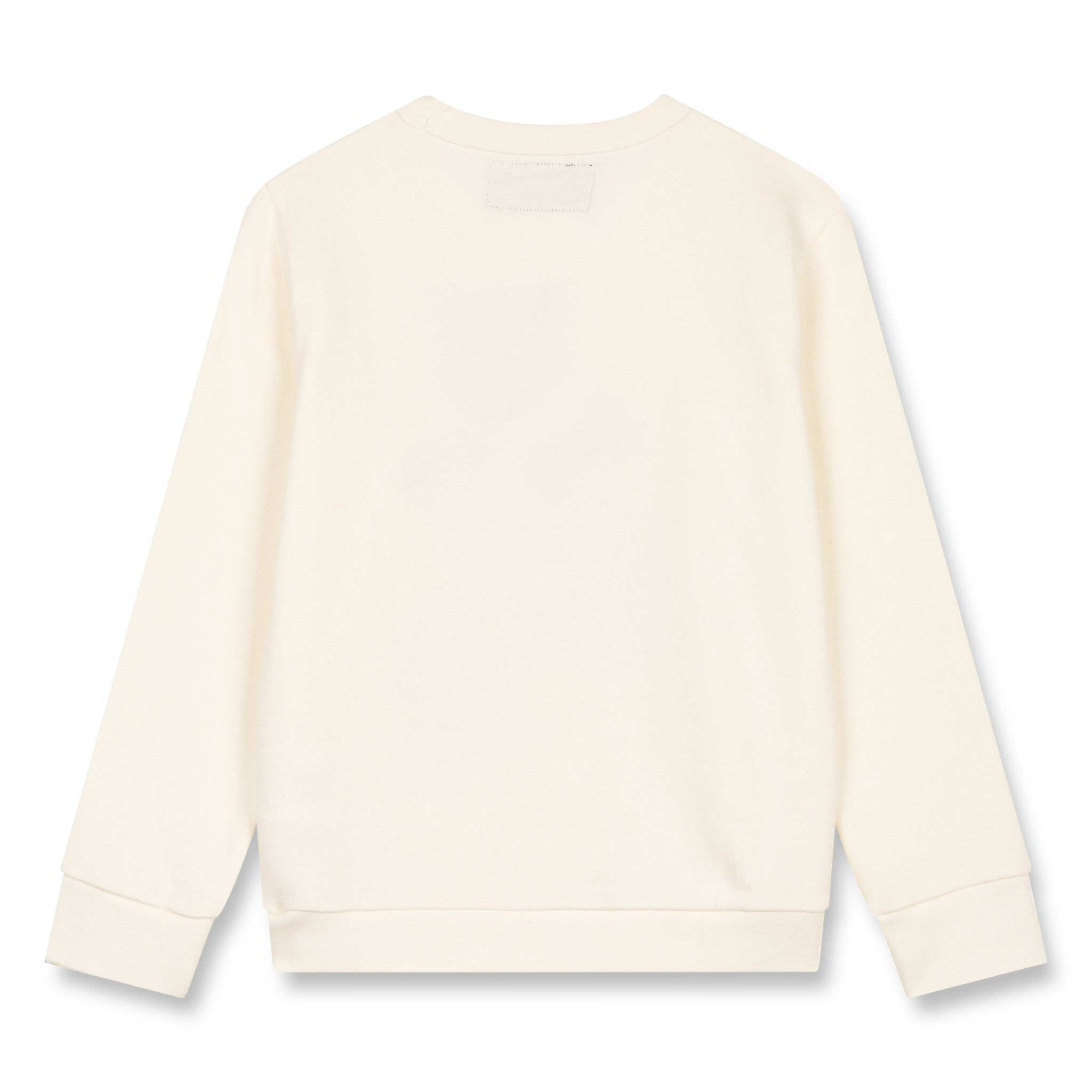 BRIAN Off White Moto Tiger - Crew Neck Sweatshirt 2
