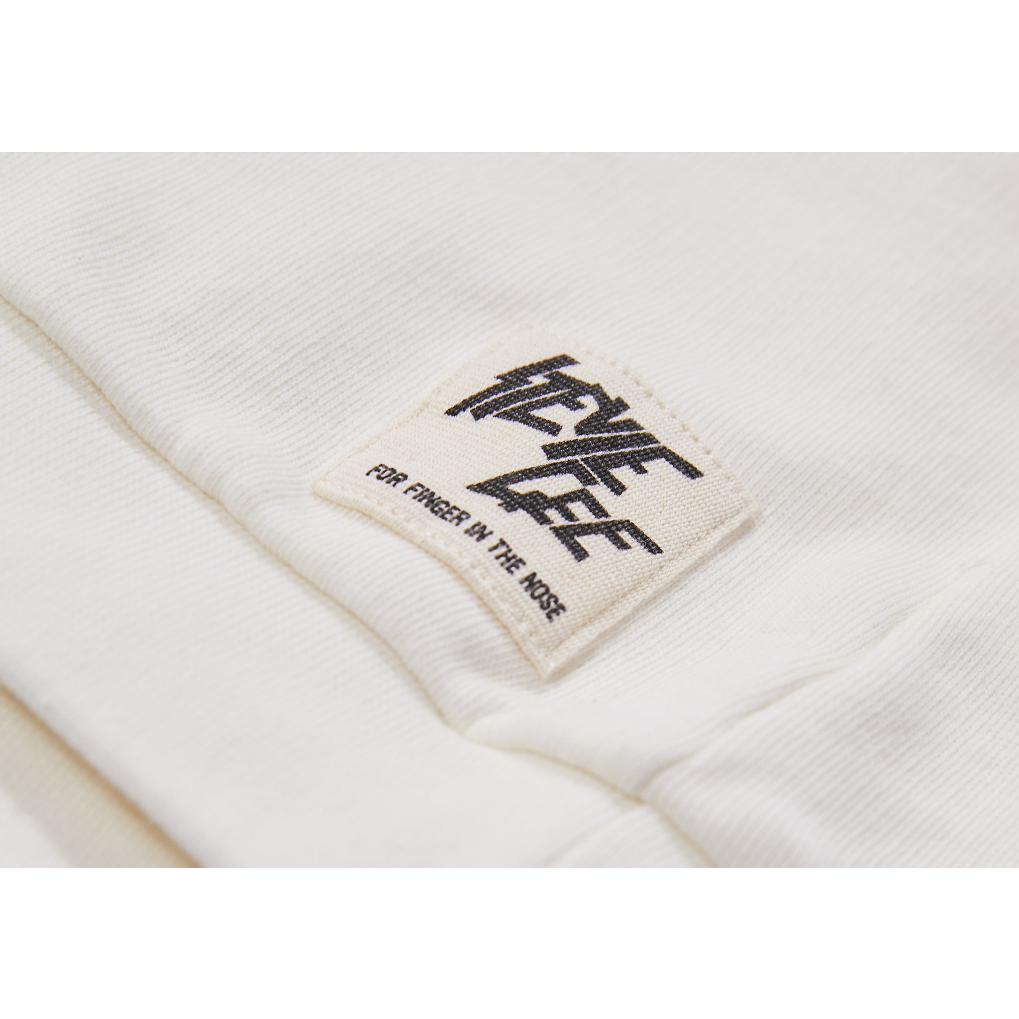 BRIAN Off White Moto Tiger - Crew Neck Sweatshirt 4
