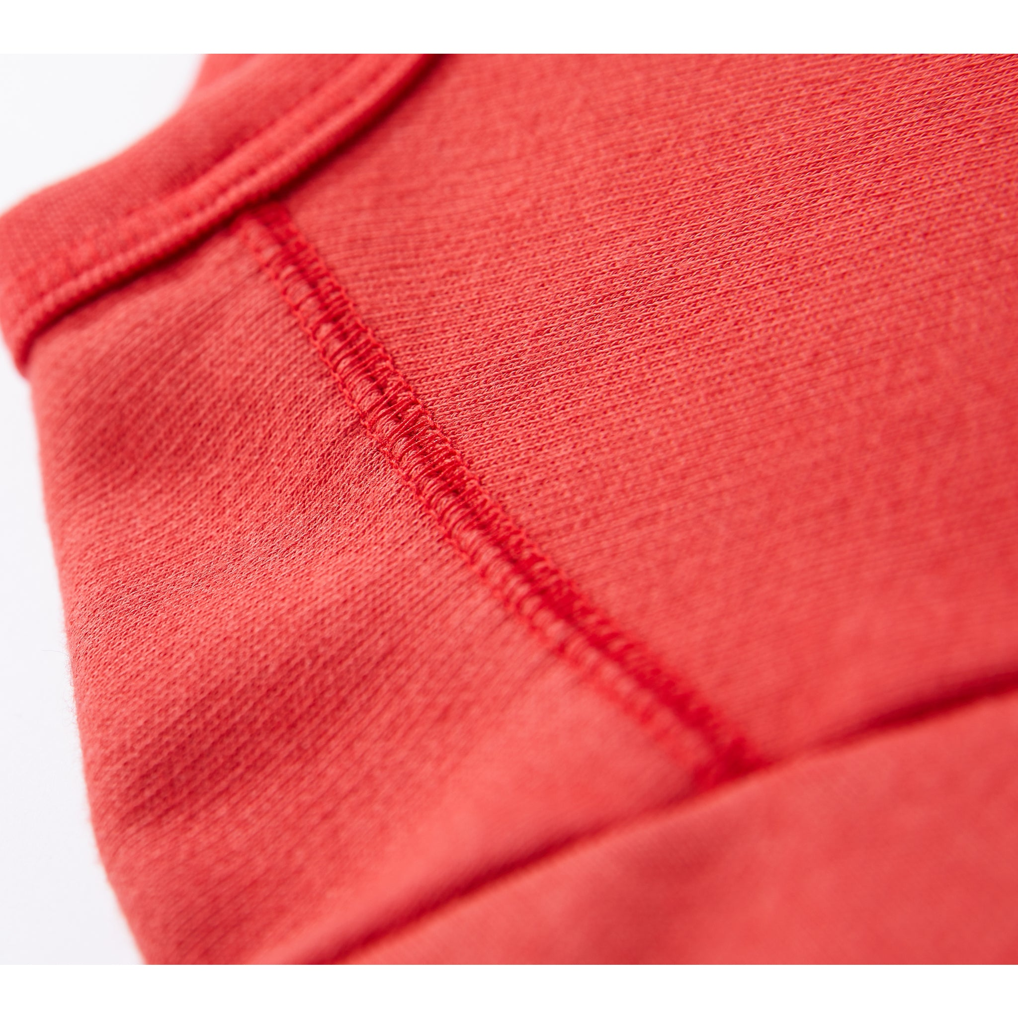 BRIAN Poppy Red - Crew Neck Sweatshirt 3
