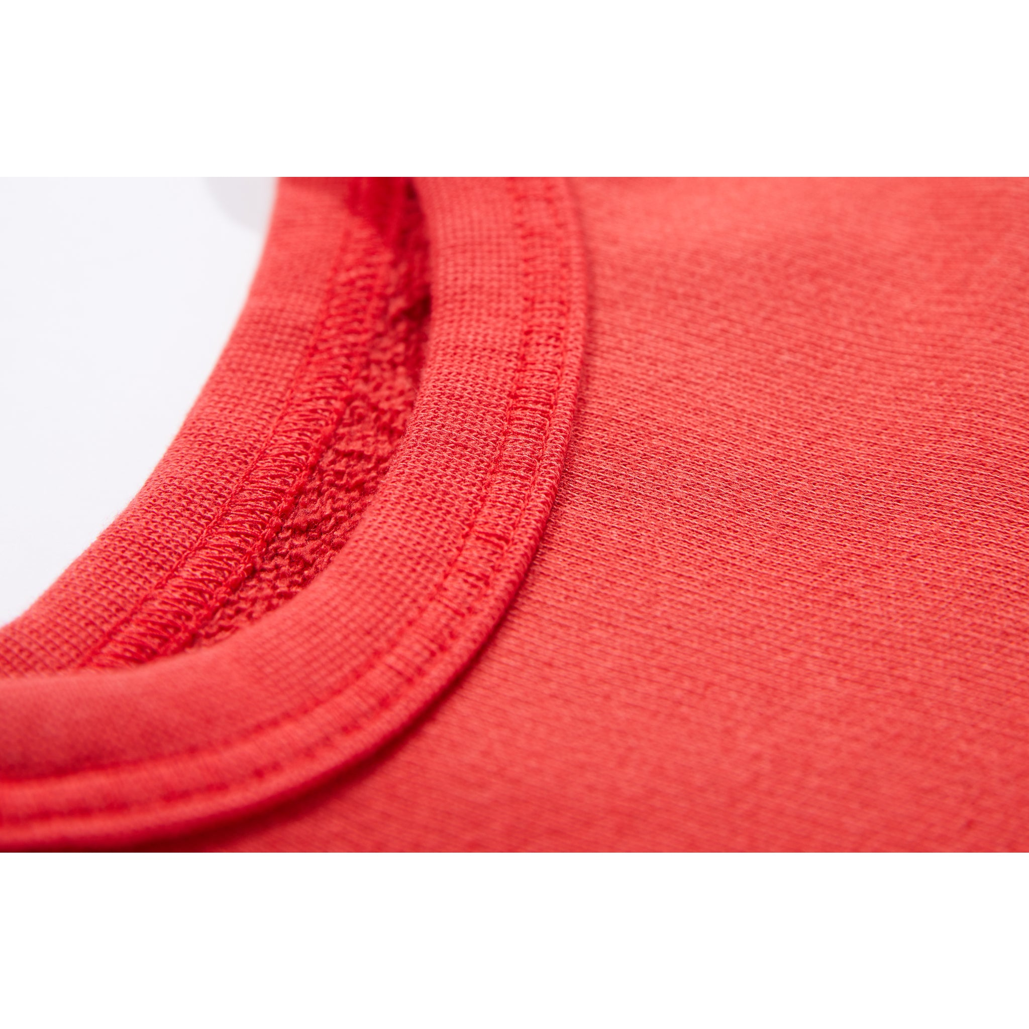 BRIAN Poppy Red - Crew Neck Sweatshirt 4