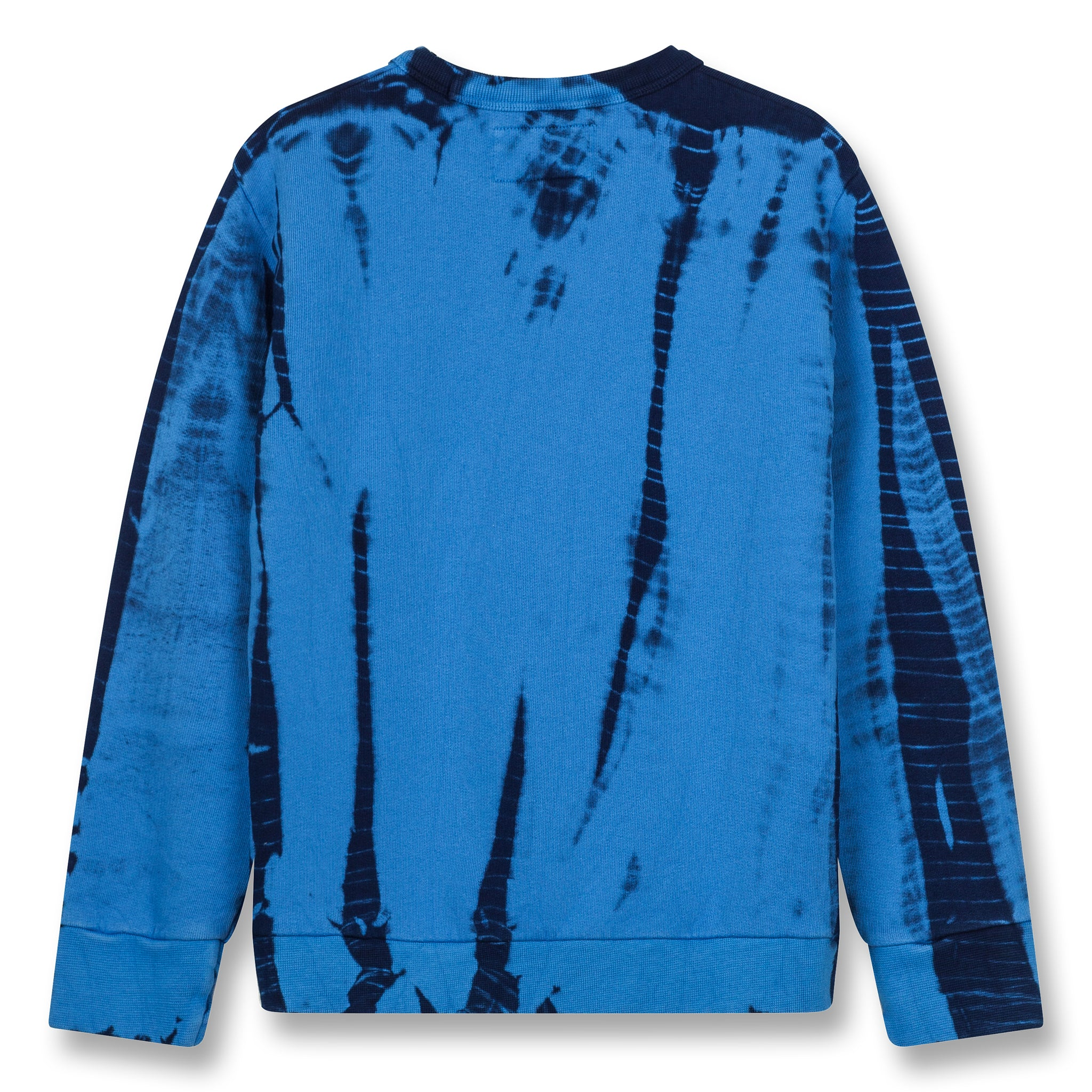 BRIAN Sharp Blue Bamboo Dye - Crew Neck Sweatshirt 2