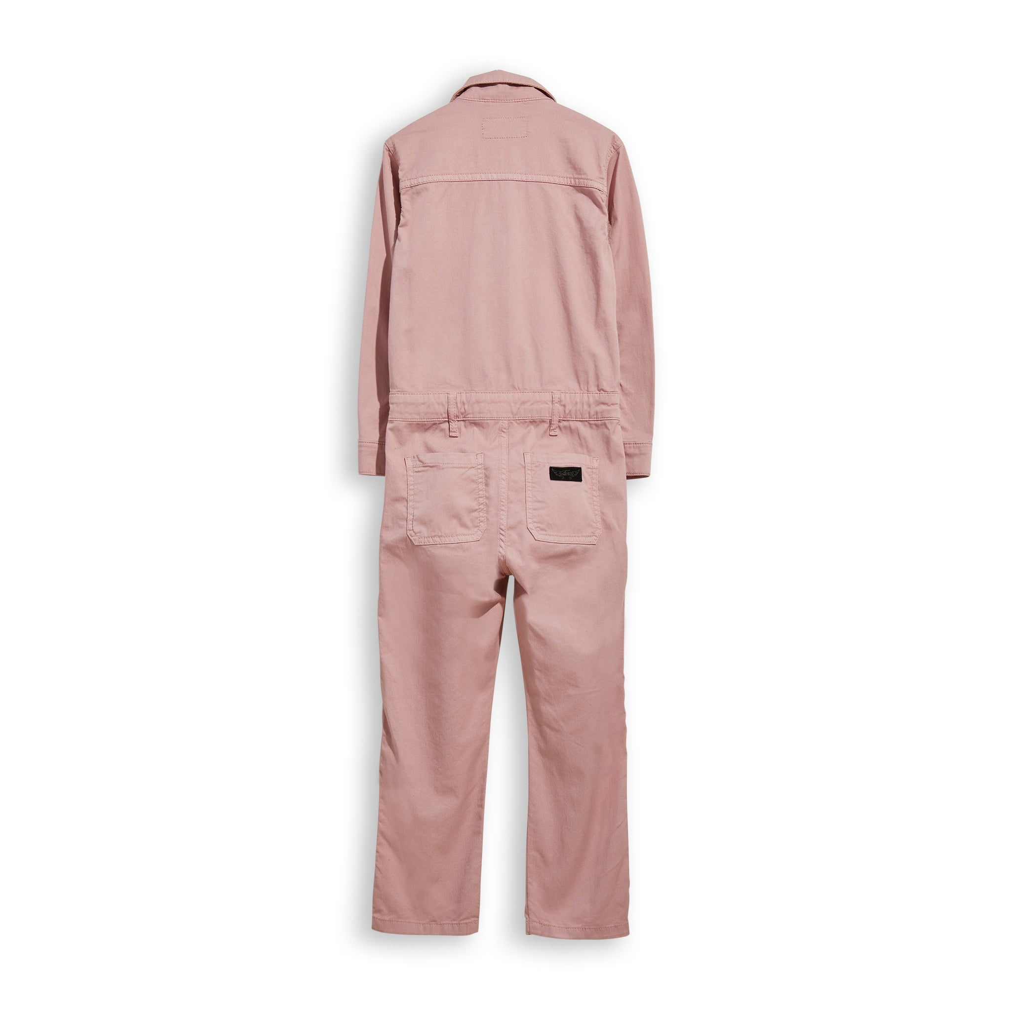 BROOK Pale Pink - Long Sleeves Overall 2