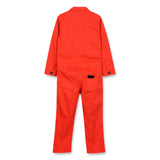 BROOK Poppy Red - Worker Jumpsuit 3