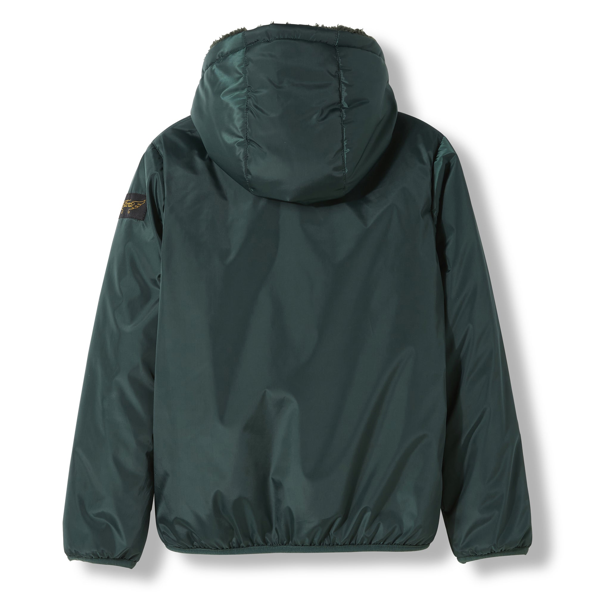 BUCKLEY RAIN College Green -  Woven Hooded Jacket 4