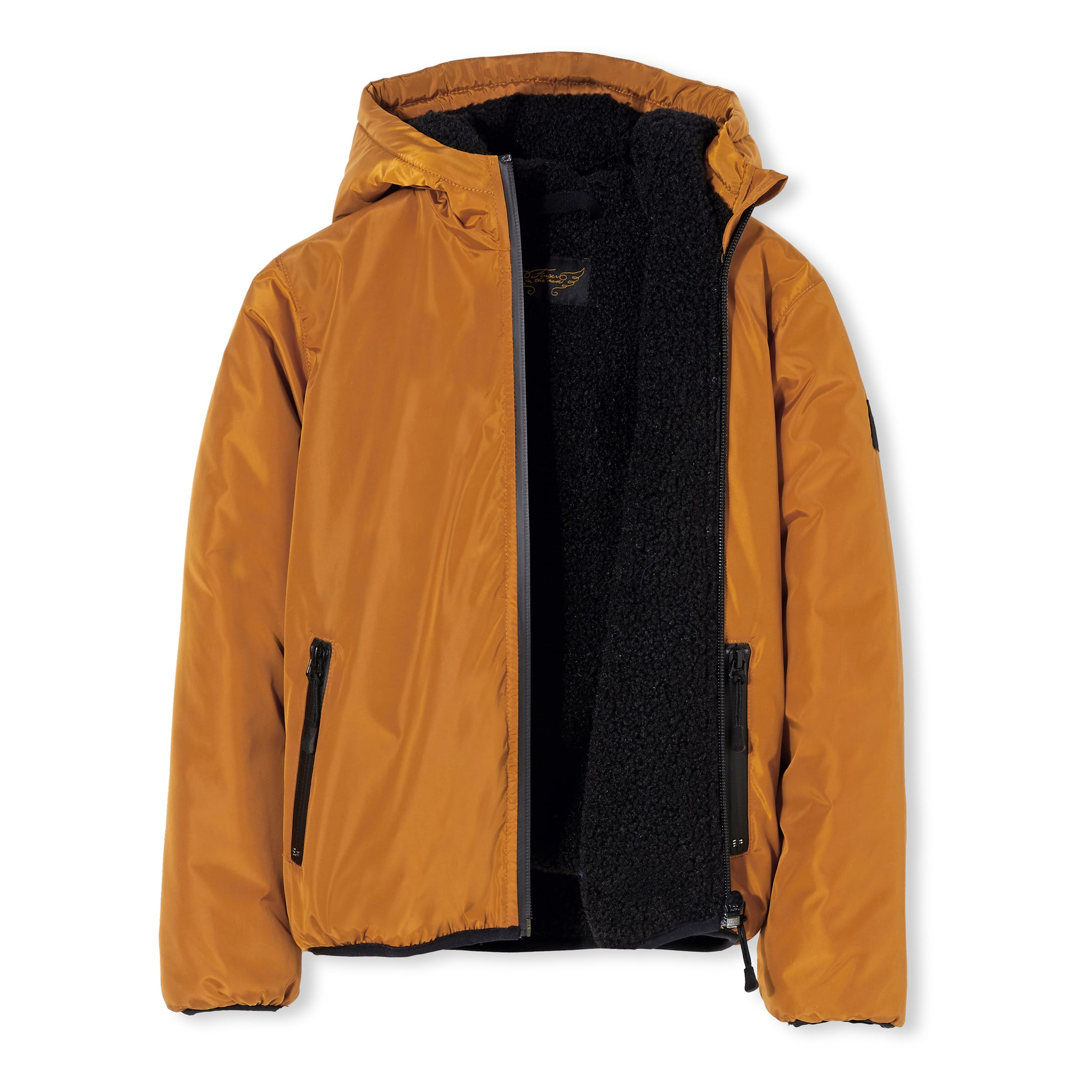 BUCKLEY RAIN Crust - Hooded Jacket 2