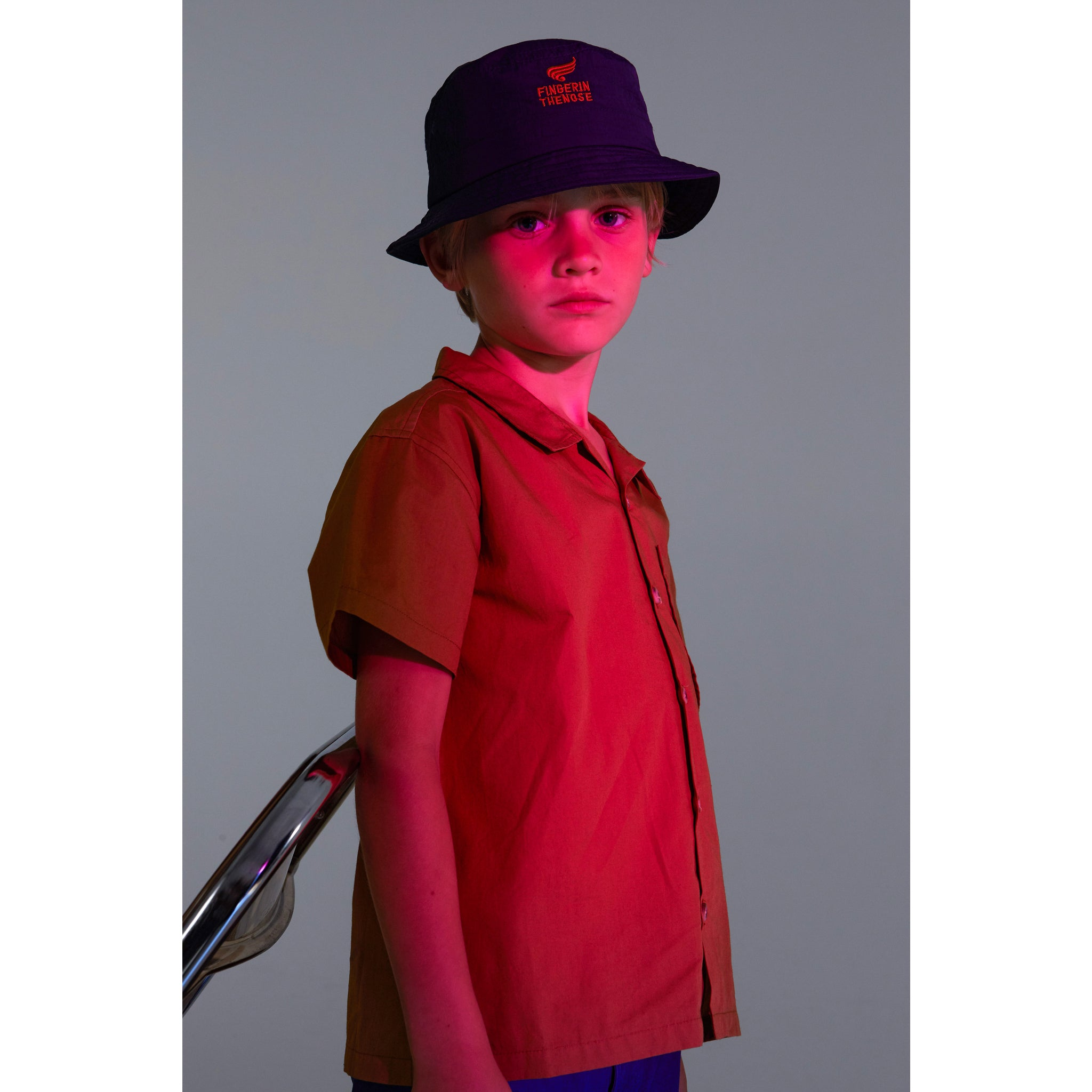 BUCK Sailor Blue - Bucket Hat 2