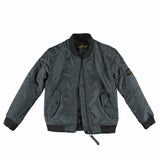 BUDDY Slate Grey - Unisex Bomber Jacket