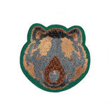 Bear Patch - Iron-on Patches Pack by FITN