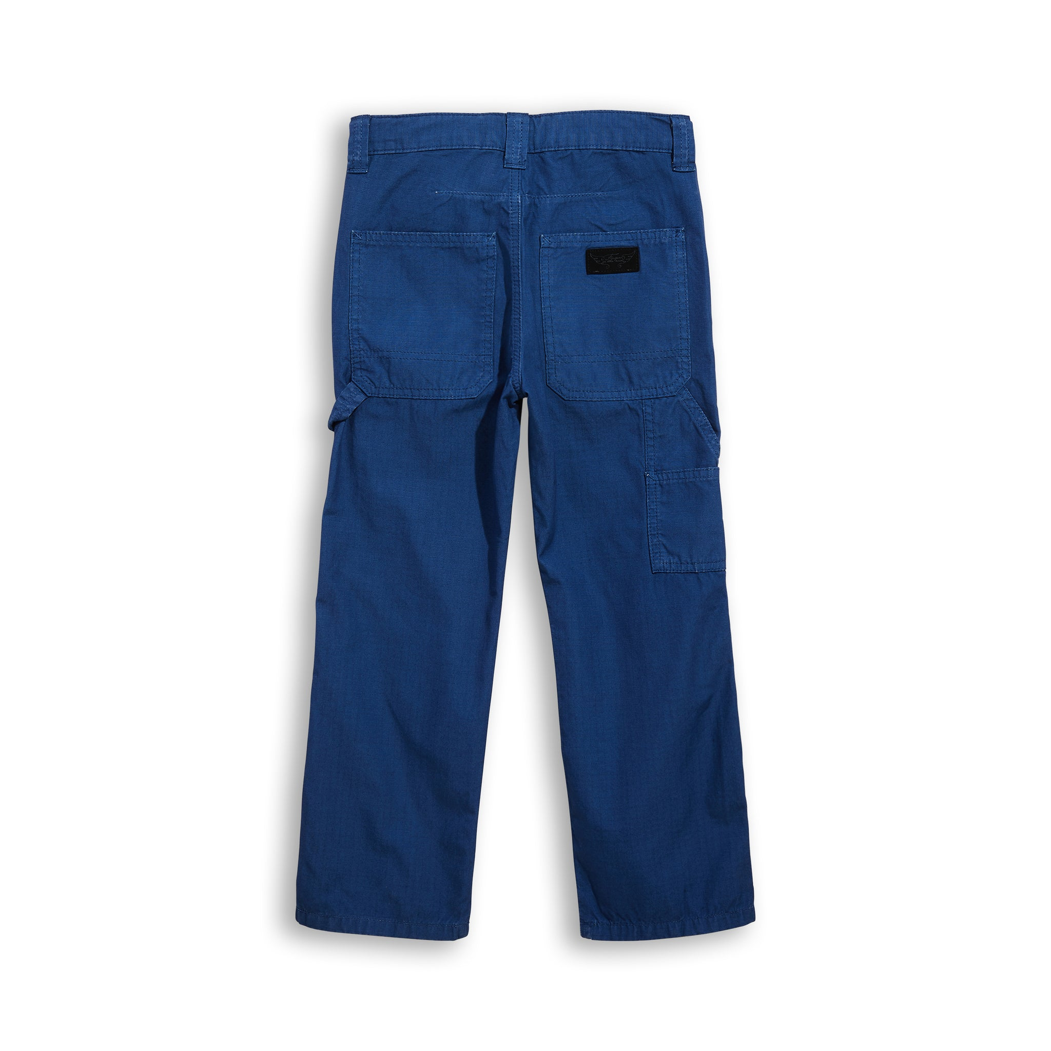 CARPENTER Kraft Blue - Multipocket Baggy Fit Pants 3