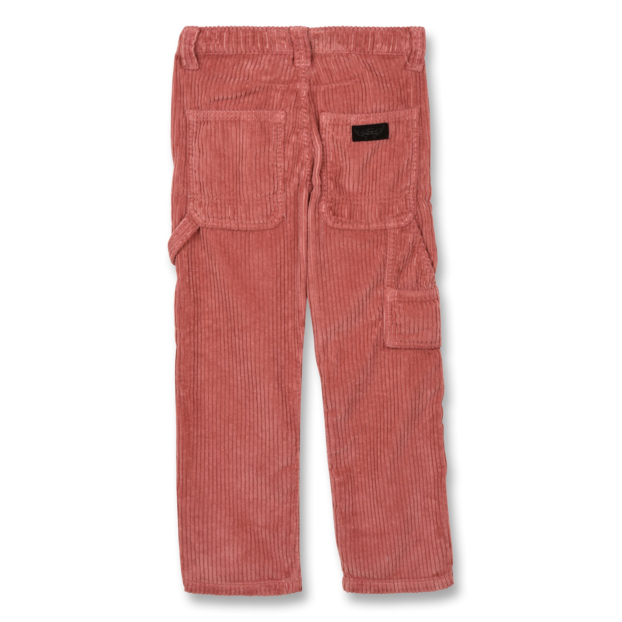 CARPENTER Old Pink Jumbo Cord - MultiPocket Baggy Fit Pants 1