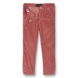 CARPENTER Old Pink Jumbo Cord - MultiPocket Baggy Fit Pants 2