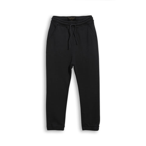 CONOR Ash Black - Loose Fit Jog Pants 1