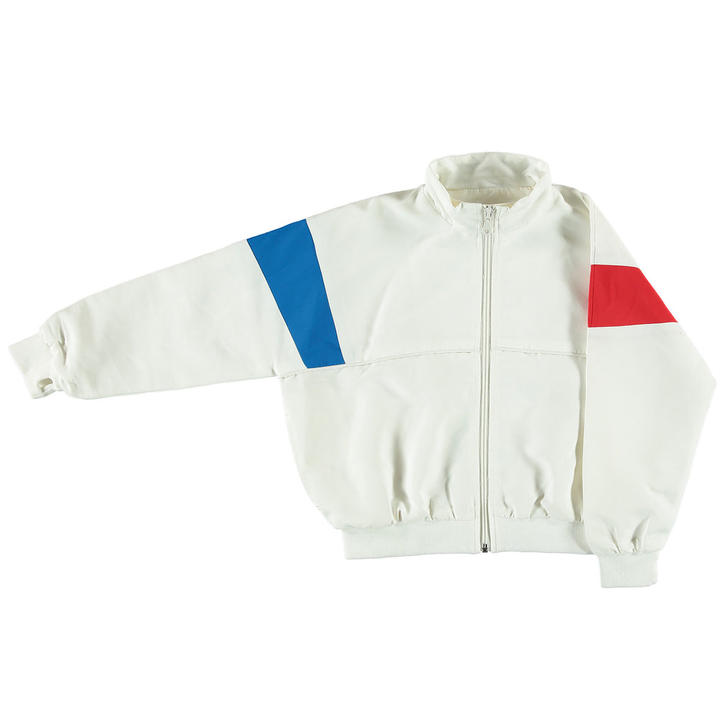 COUNTDOWN White - Girl Tracksuit Jacket