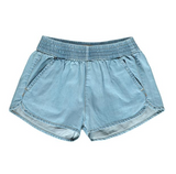 HOLIDAY Stone Blue - Girl Mini Short