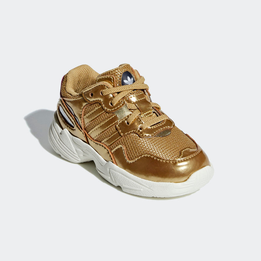 YUNG-96 El I Gold metal - by ADIDAS