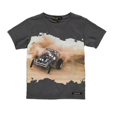 DALTON Vulcano Buggy - Boy Jersey Short Sleeves T-Shirt