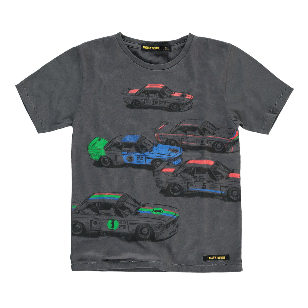 DALTON Vulcano Racers - Boy Jersey Short Sleeves T-Shirt