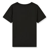 DALTON Ash Black Weirdo - Short Sleeves T-Shirt 3